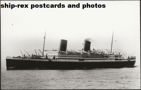 ASTURIAS (1923b, Royal Mail Lines) photo